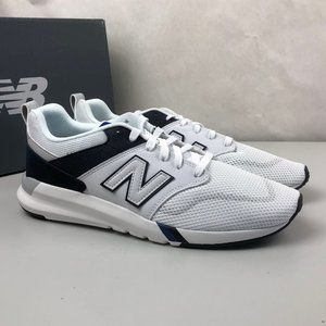 New Balance 009 Casual Shoes MS009WB1 White/Blue